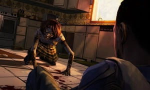 The Walking Dead is a gripping zombie saga for Android.