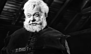 orson welles in CHIMES AT MIDNIGHT, 1965