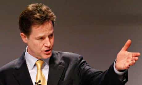 Nick Clegg at the Scottish Liberal Democrats spring conference 2014