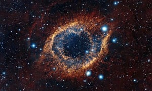 ESO's Visible and Infrared Survey Telescope image showing Helix Nebula