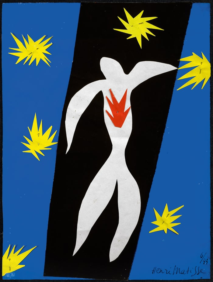 henri matisse the cut outs at tate modern in pictures art and