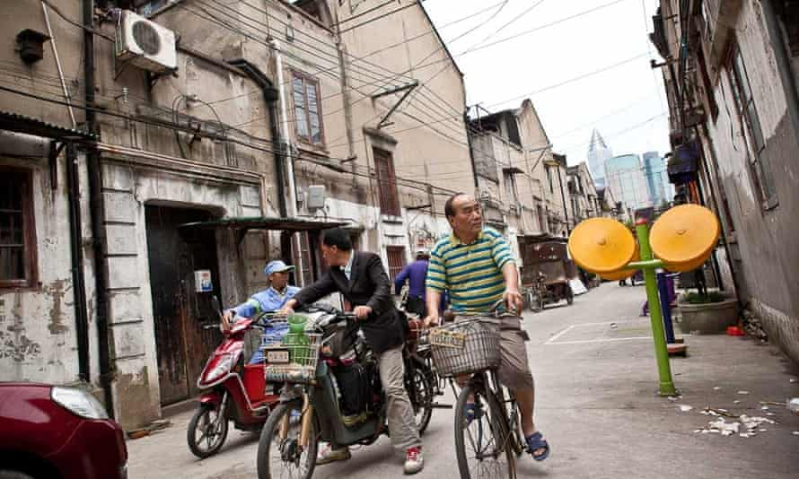 Some older residents are reluctant to leave the inner city areas they grew up in.