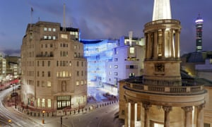 BBC: a central part of modern British life.