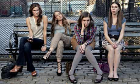The Cast of Girls in 2012