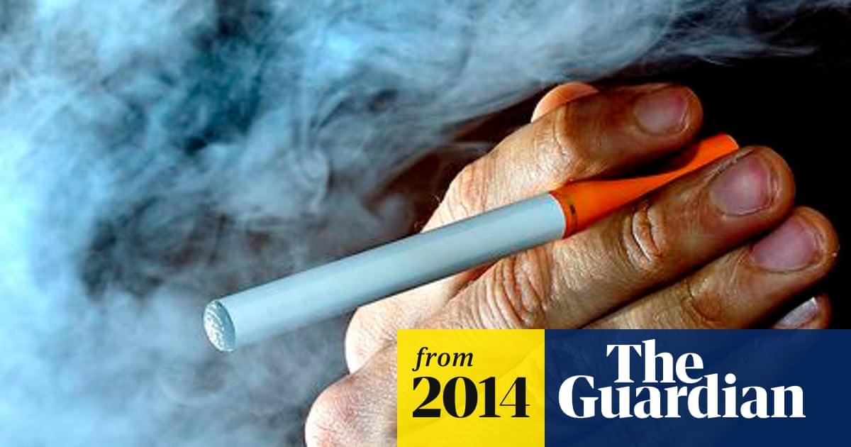 E-cigarette poisoning figures soar as vaping habit spreads