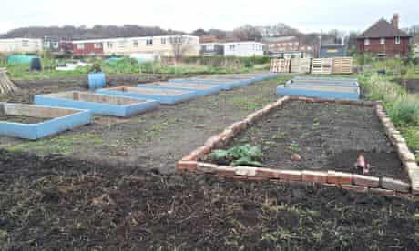 Kirkstall Community Gardens in Leeds