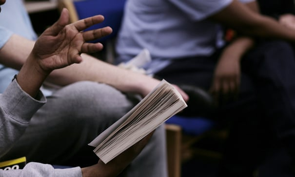 What book would you send to someone in prison? | Books | The Guardian