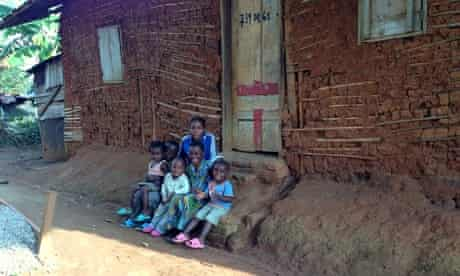 A home in Cameroon