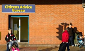 Extended benefit sanctions push up numbers seeking advice paying bills