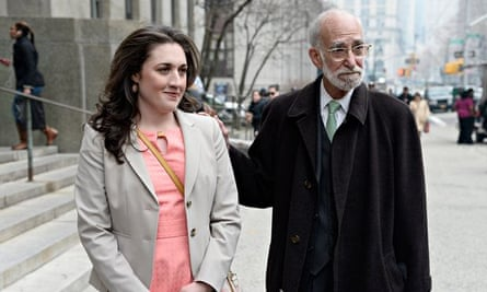 Cecily McMillan outside court