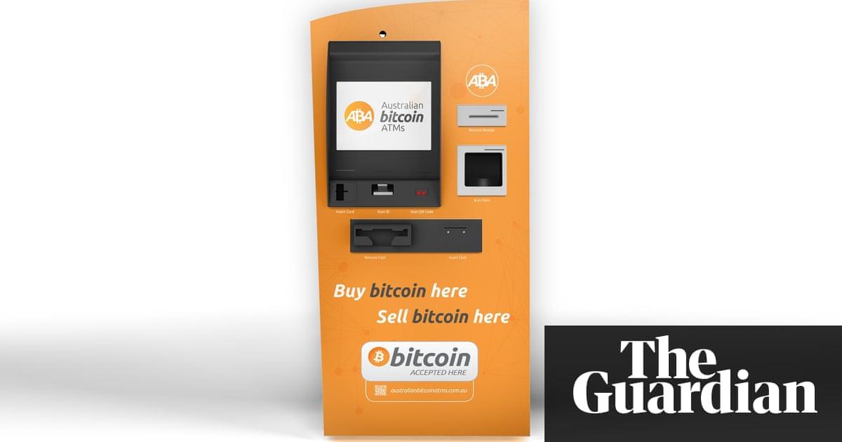 Australias first bitcoin automatic teller opens for business in australias first bitcoin automatic teller opens for business in sydney technology the guardian ccuart Choice Image