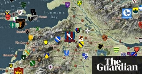 Game of thrones fans create an interactive map of westeros via game of thrones fans create an interactive map of westeros via google maps television radio the guardian gumiabroncs Gallery