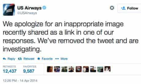 The US Airways apology