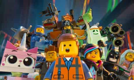 The recent Lego movie contains content crowdsourced from their community of fans.