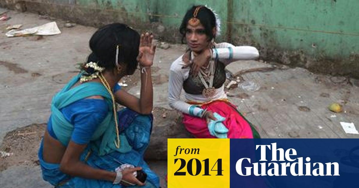 India recognises transgender people as third gender