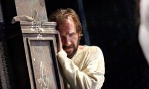 Ralph Fiennes as Prospero