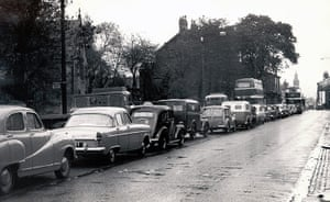 Manchester Pic Lib: GNM Archive traffic