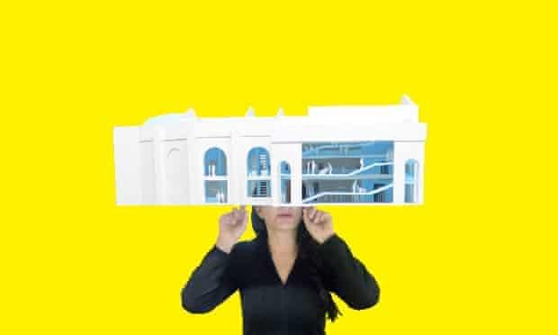 Marina Abramovic Institute.