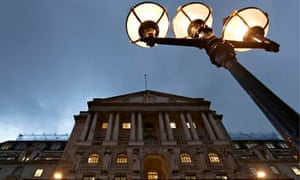 Bank of England London