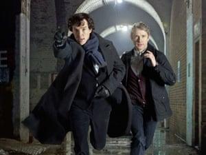 Sherlock: 'hugely overpraised', claims David Elstein