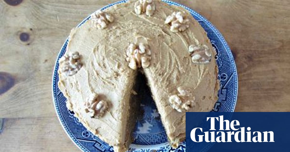 How To Make The Perfect Coffee And Walnut Cake Life And Style