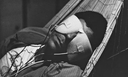La Jetée, Chris Marker's much-celebrated short film