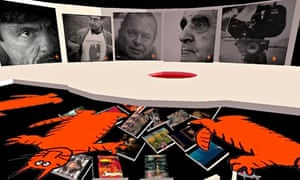 A museum built by Chris Marker in Second Life, the online virtual world