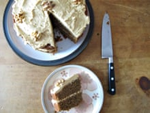 How To Make The Perfect Coffee And Walnut Cake Life And