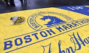 Boston Marathon Bombing Anniversary