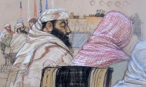 Guantanamo trials.