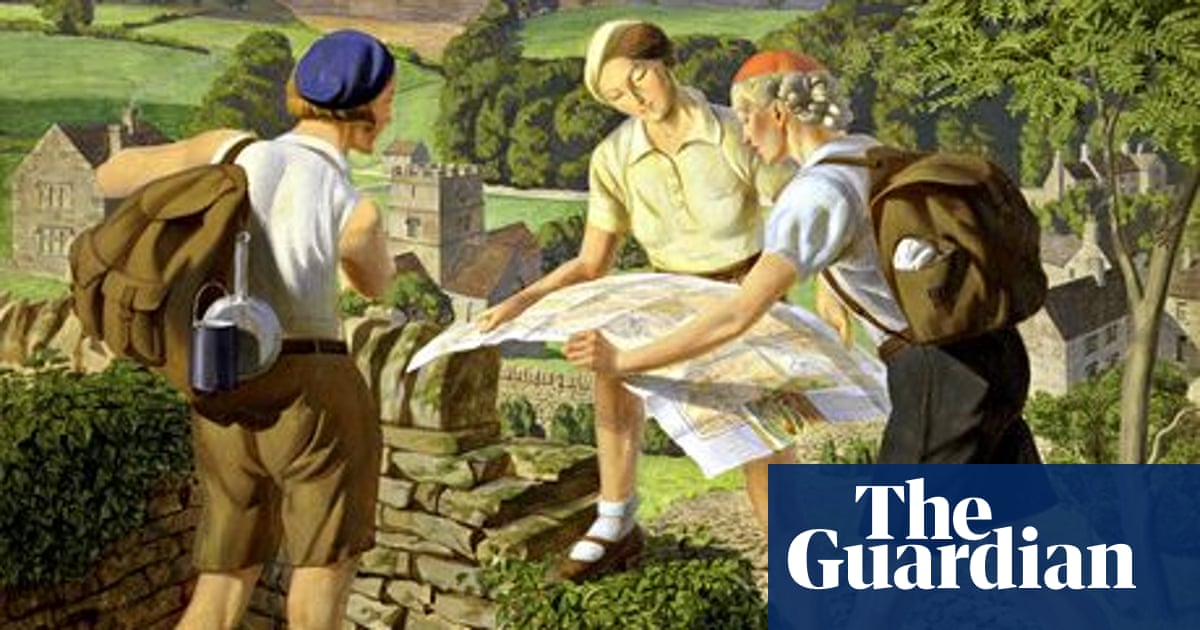 The end of the road for Ordnance Survey? | Books | The Guardian