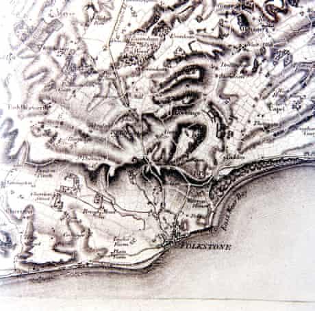 ordnance survey first map