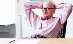 Wally Olins believed branding was about culture.