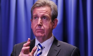 Barry O'Farrell  at Icac