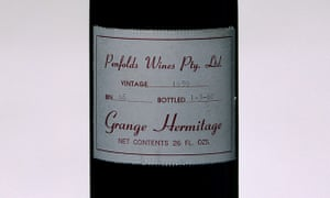 Penfolds Grange 1959 Truly A Wine To Remember World News The