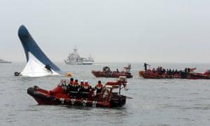 coastguard korea