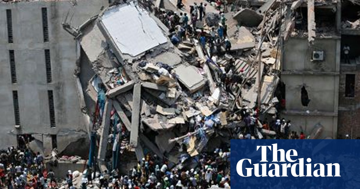 0bae2684c Rana Plaza: one year on from the Bangladesh factory disaster | World news |  The Guardian