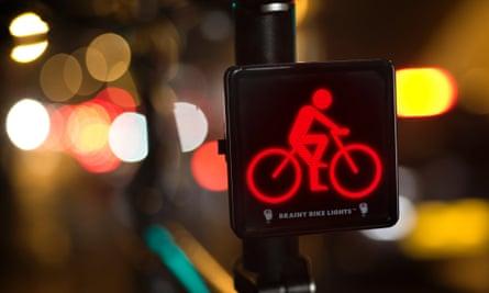 Brainy Bike Lights