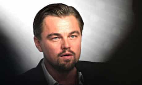 Furry vengeance … Leonardo DiCaprio will play a 19th-century trapper in revenge drama The Revenant.