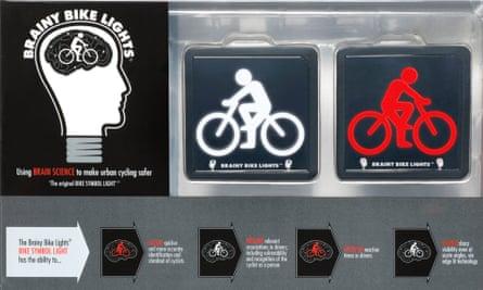 Brainy Bike Lights box set