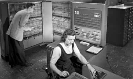 IBM Electronic Data Processing Machine