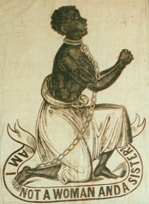 ASI 175th birthday: poster used by abolitionists