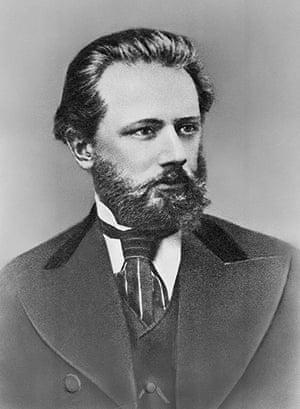 10 best: Composer Peter Ilich Tchaikovsky