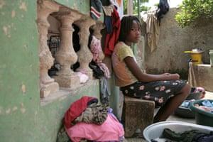ASI 175th birthday: a child domestic worker in Haiti