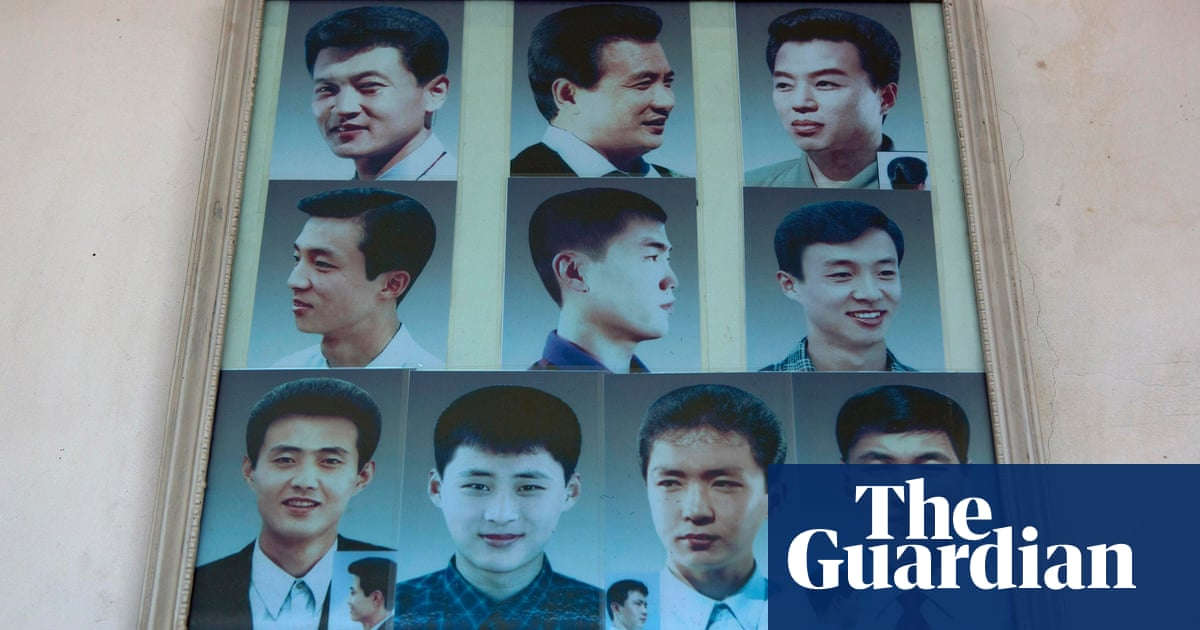 North Korean Hair Cuts In Pictures World News The Guardian