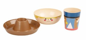 It's a Small World American Boy Meal Set