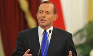 Tony Abbott might have to revisit the notion of core and non-core promises.
