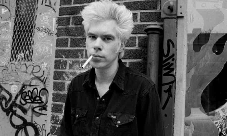 Jim Jarmusch poses for a portrait in May 1996 in New York City.