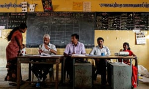 India elections: Congress party sharpens attack on biggest voting day