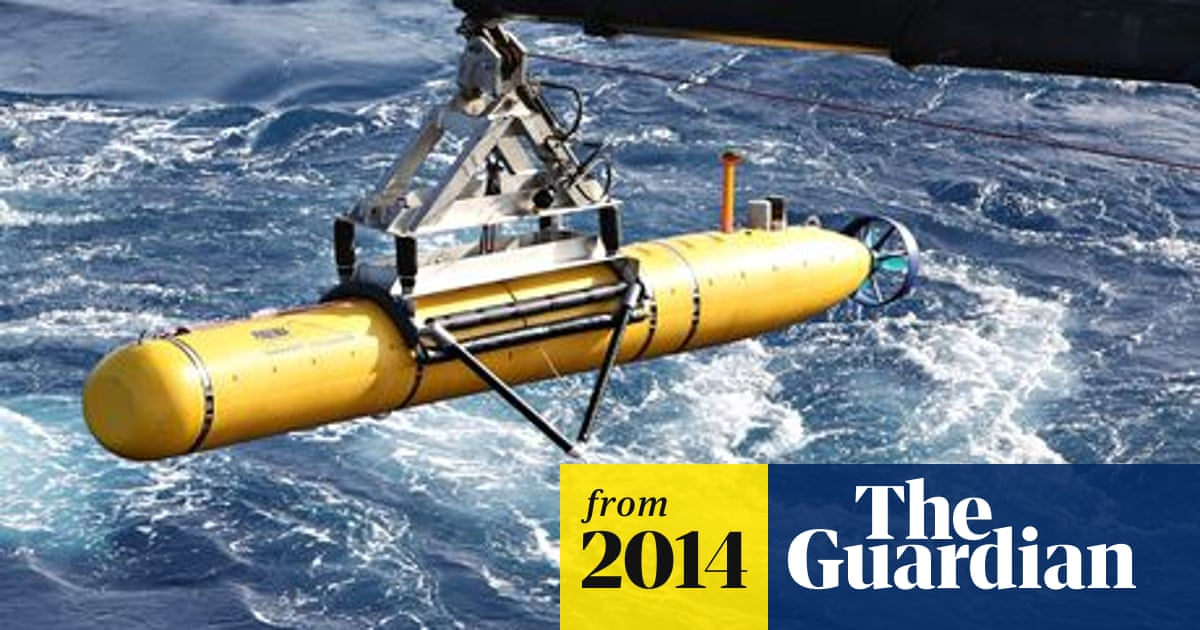 MH370 search sub completes first successful scan of Indian Ocean